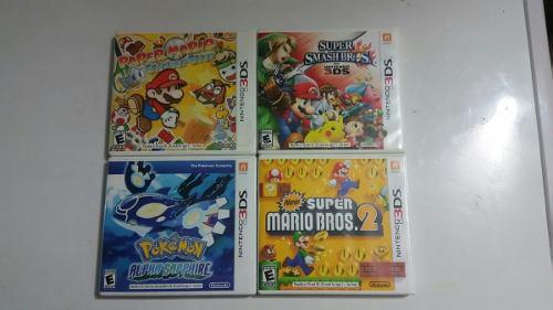 Juegos Originales Nintendo 3ds Barinas