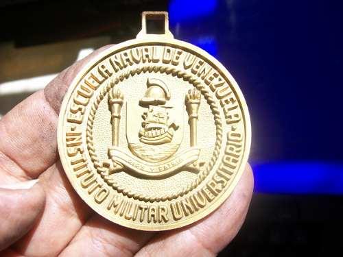 Medalla De La Escuela Naval De Venezuela