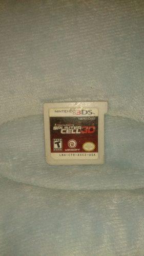 Oferta Splinter Cell 3d Nintendo 3ds