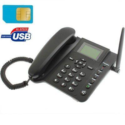 Pantalla Tft 2,4 Fija Inalambrica Gsm Telefono Empresa