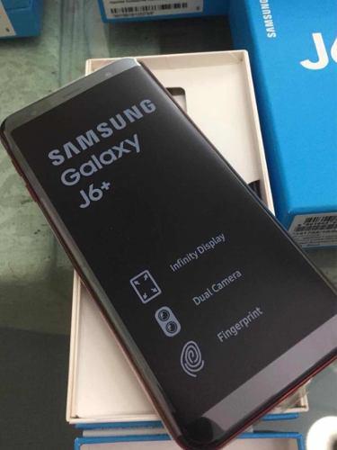 Samsung Galaxy J6+ Plus 32gb 3gbram Liberado 4g Lte Oferta