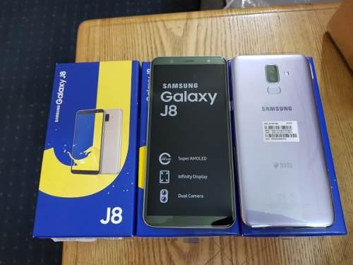 Samsung Galaxy J8 Infinito De Doble Sim 64gb Nuevo En Caja