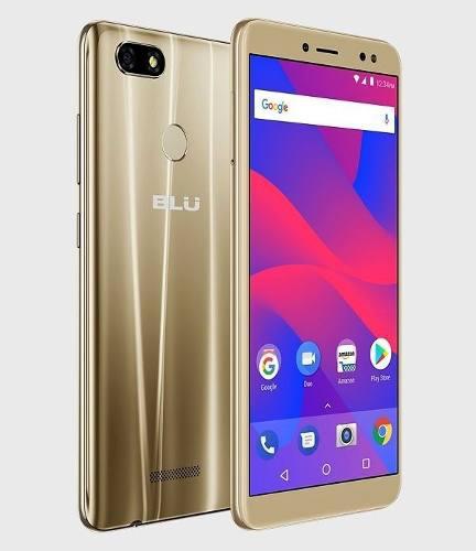 Blu Xl3 32gb + 3gb Ram 13mp 4g Lte Dual Sim Como Nuevo