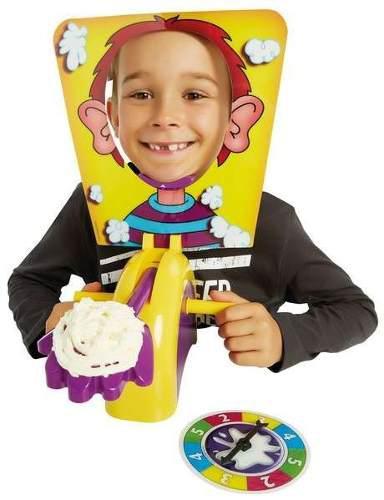 Juego De Mesa Pastelazo Niños Juguete Pieface