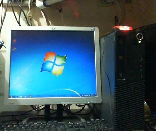 Lenovo Cpu Core2duo Small Form Factor Mt-m 0809 (solo Cpu)