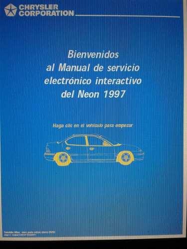 Manual De Servicio Electronico Interactivo Neon