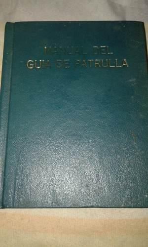 Manual Del Guía De Patrulla Scouts