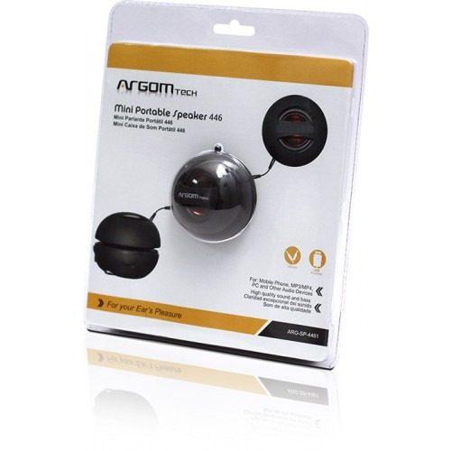 Mini Corneta Portatil Argom Conexion 3.5mm
