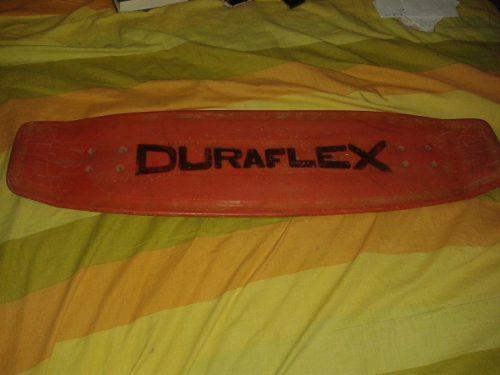Tabla De Patineta Duraflex Free Style 19cmx69cm