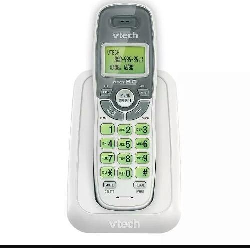 Telefono Inalambrico Vtech Cs6114(30trumps)