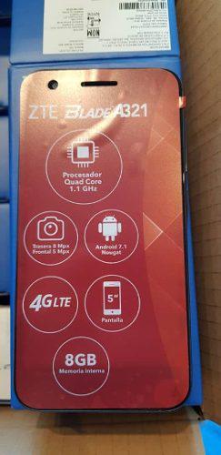 Teléfono Celular Zte Blade A321 4g/lte
