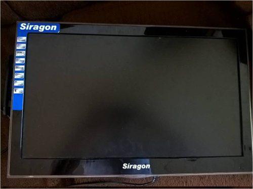 Tv Siragon Led Modelo Hlt- 24 Para Reparar O Repuesto