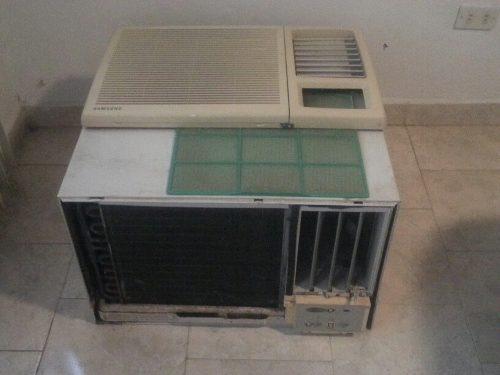 Aire Acondicionado De  Btu Compresor Malo.