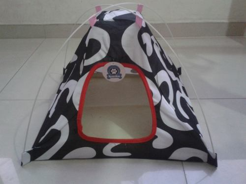 Casa O Carpa Para Perros Pequeños Y Bolsito Transportador
