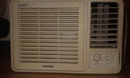 Excelente Aire Acondicionado Samsung 12 Btu 220 V!!!