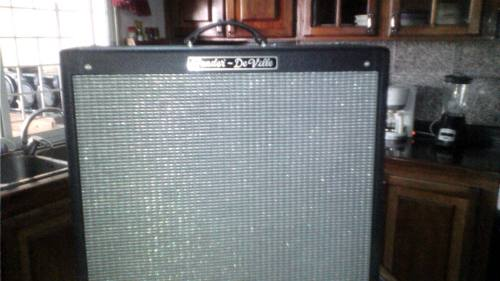 Fender Hot Rod Deville 212 Iv 60w 2x12