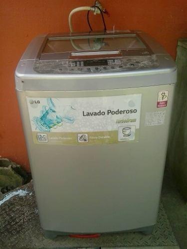 Lavadora Lg 11 Kg Usada