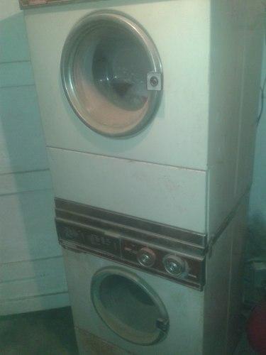 Lavadora/secadora Mundo Blanco, Para Repuesto