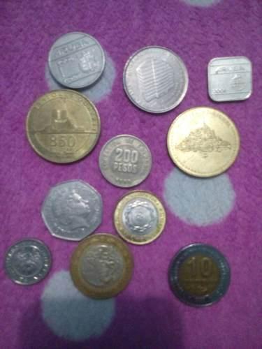 Lote De Monedas Varios Paises