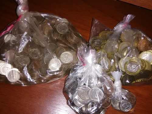 Lote De Monedas Venezolanas