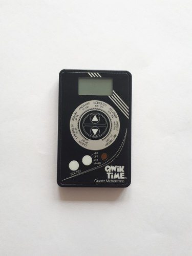 Metronomo Quartz Quick Time - Datemusica