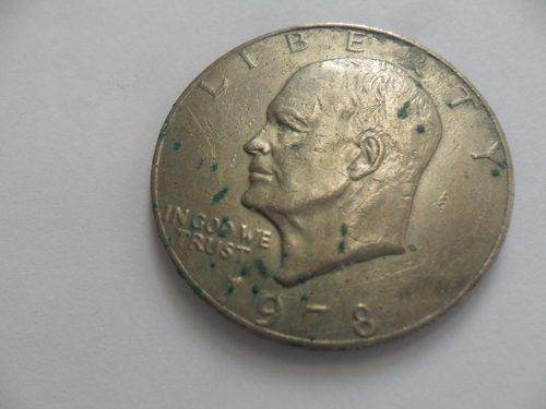 Moneda Antigua De Colección Usa De