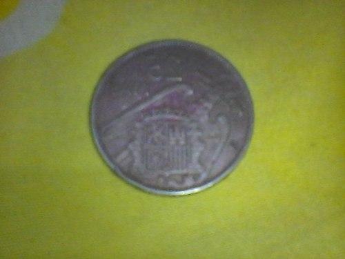 Moneda De Francisco Franco De  De 25 Pesetas