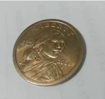 Monedas De Coleccion Usa 1 Dollar Año  Liberty