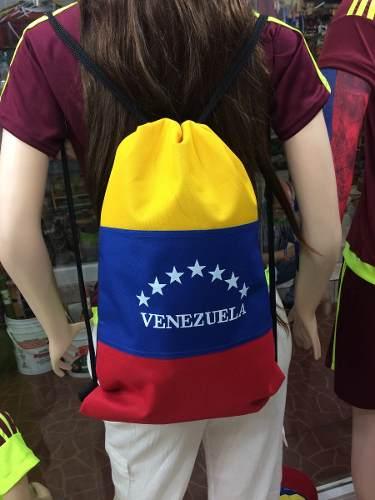 Morral Tricolor De Venezuela