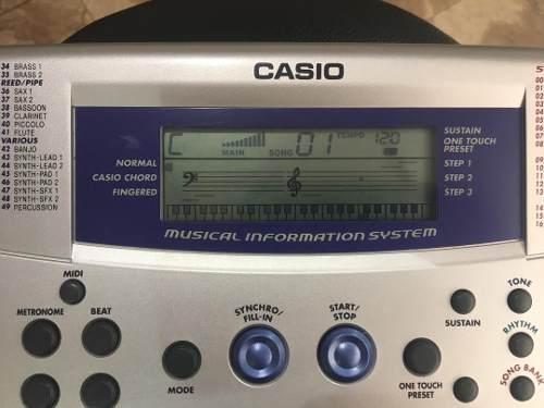 Se Vende Piano Casio En Muy Buen Estado, Poco Uso
