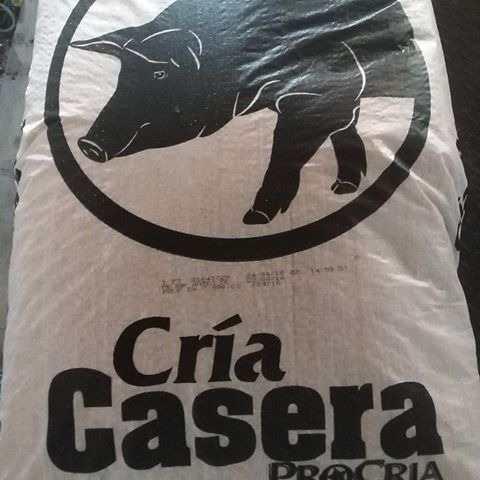 Alimento Engorde De Cerdos. Pro Cría Saco 40 Kg