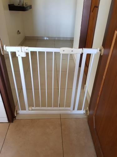 Barandas-puertas De Seguridad Para Niños O Mascotas