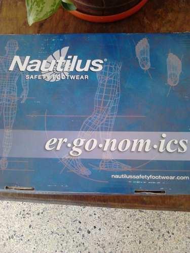 Botas De Seguridad Avenger Nautilius