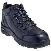 Botas De Seguridad Reebok Negra Y Marron Waterproof Original