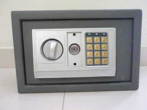 Caja De Seguridad Digital Hotelero