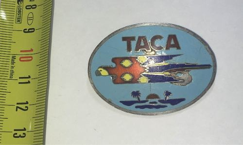 Insignia Pin De Gorra Taca