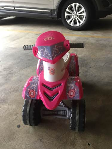 Moto De Pila Para Niña