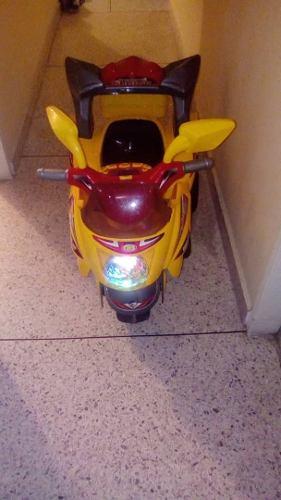 Moto Electrica Para Niños A Bateria