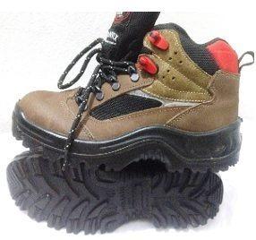 Zapatos Botas De Seguridad Goliath Fion-convex