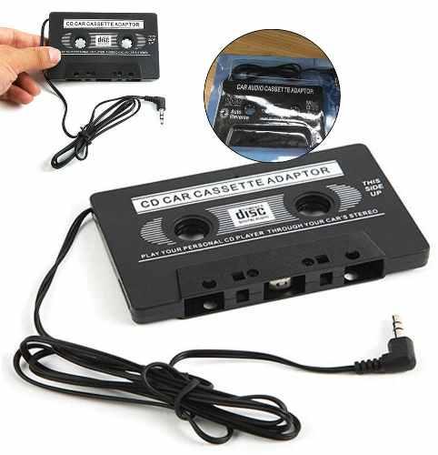 Adaptador De Cassette De Audio Para Carros