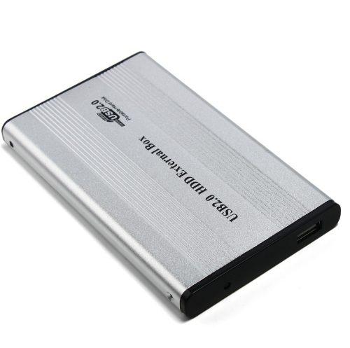 Case Disco Duro 2.5 Laptop A Usb 2.0 Externo Somos Tienda