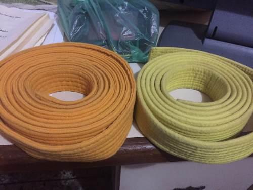 Cinturones Para Karate Marca Ki Y Bushido