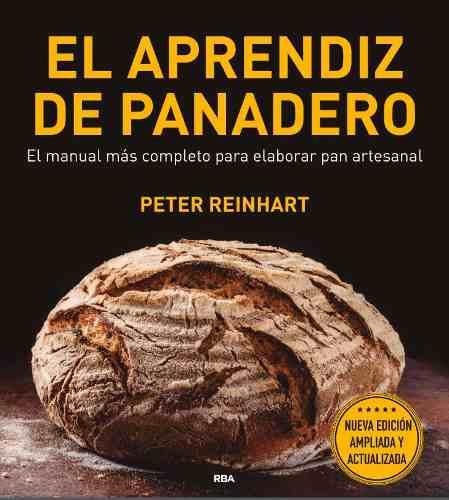 Libro El Aprendiz De Panadero Panadería Recetas Panes