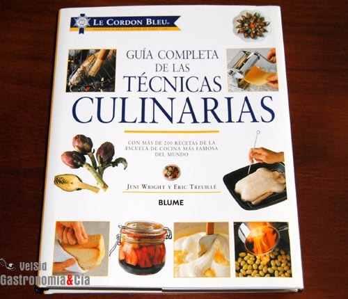 Libro Guía Completa De Las Técnicas Culinarias (pdf)