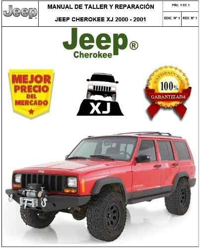 Manual Taller Y Reparacion Jeep Cherokee Xj