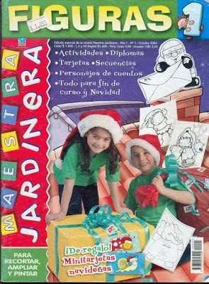 Revista Jardinera Figuras