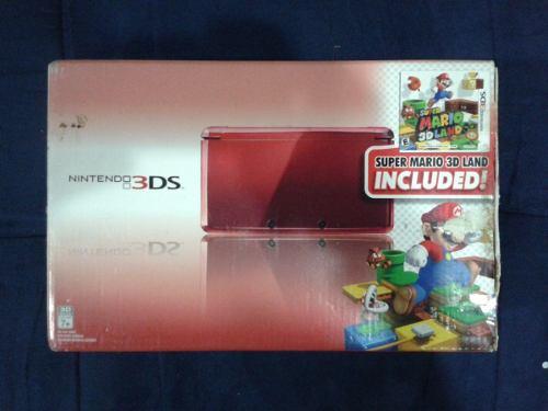 Caja Vacia Para Nintendo 3ds En Perfectas Condiciones