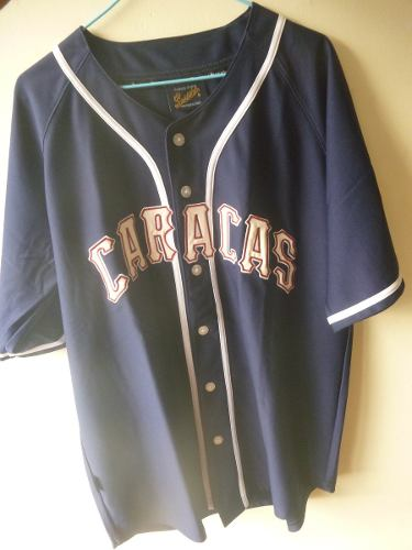Camisa Leones Del Caracas