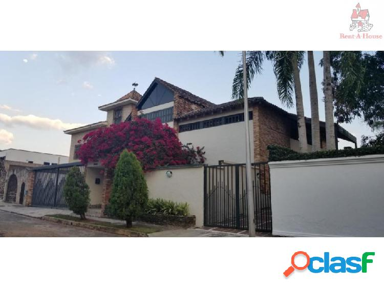 Casa en Venta Altos de Guataparo Nv 19-4313