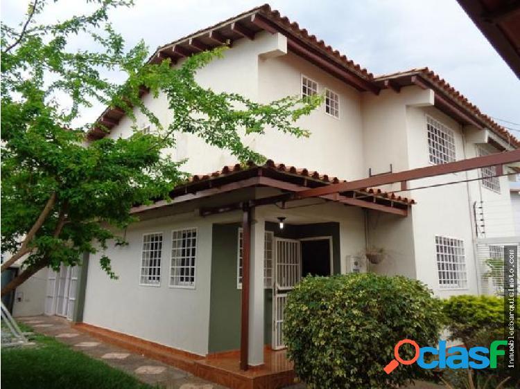 Casa en venta Cabudare Cod Flex 18-13529